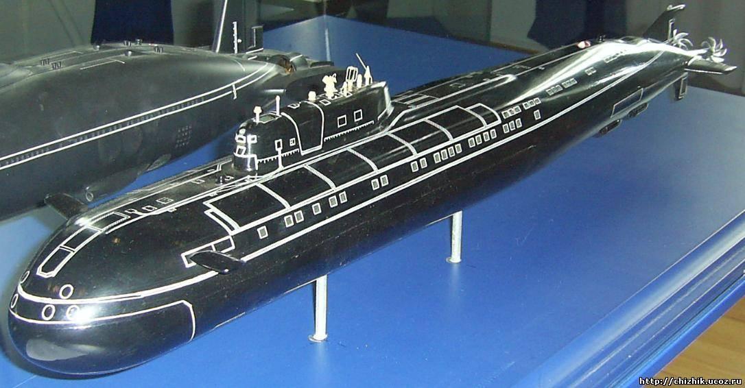 музей вмф подводная лодка
